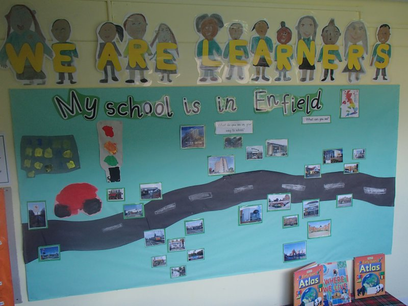 Art Gallery   Prince of Wales Primary School and Children