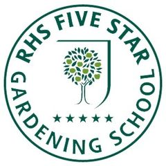 5 * RHS School Gardening award